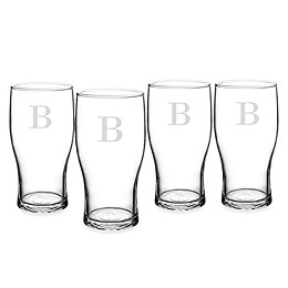 Cathy's Concepts Craft Beer Glasses (Set of 4)