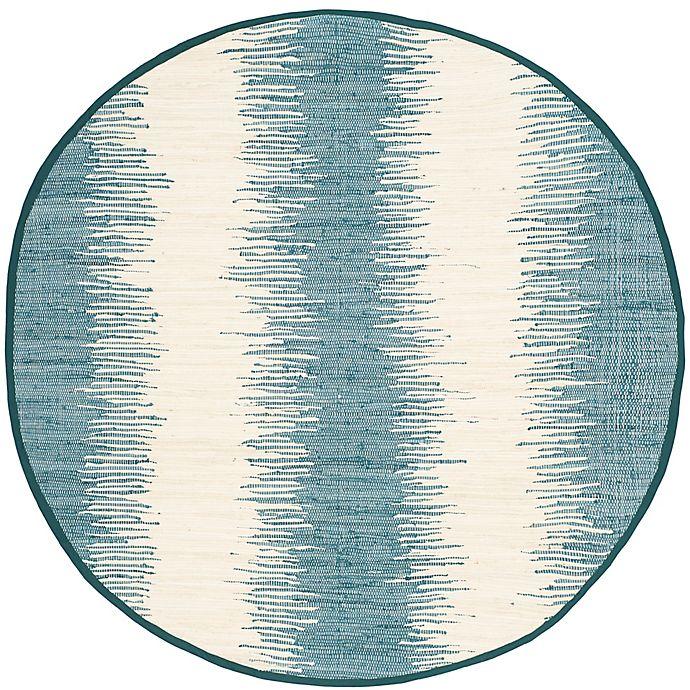 Alternate image 1 for Safavieh Montauk 4' x 4' Ryder Rug in Blue