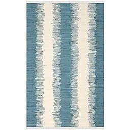 Safavieh Montauk 4' x 6' Ryder Rug in Blue