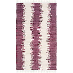 Safavieh Montauk 4' x 6' Ryder Rug in Purple