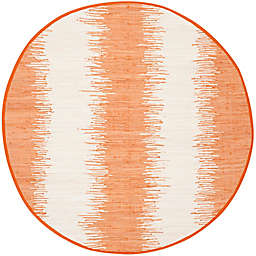 Safavieh Montauk 6' x 6' Ryder Rug in Orange