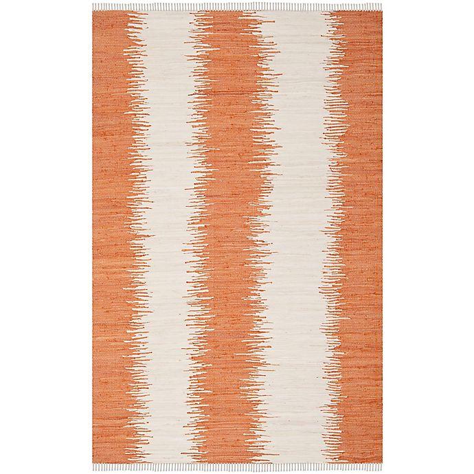 Alternate image 1 for Safavieh Montauk 6' x 9' Ryder Rug in Orange