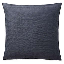 Highline Bedding Co. Jakarta European Pillow Sham in Indigo