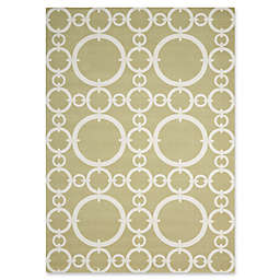 Nourison Waverly Sun & Shade Rings Indoor/Outdoor Area Rug