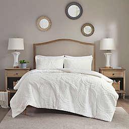 Madison Park Arya Medallion Ultra Plush Comforter Set