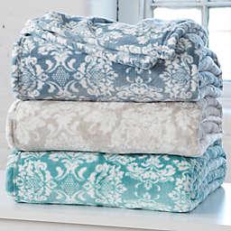 Great Bay Home Isabel Ultra Plush Blanket