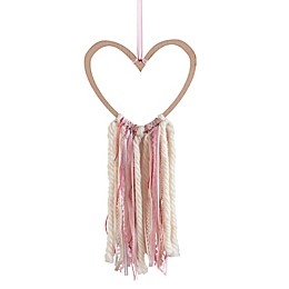 Wendy Bellissimo™ Mix & Match Wood Heart Ribbon Wall Art