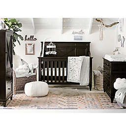 Wendy Bellissimo™ Mix & Match Cloud Moon Crib Bedding Collection in Grey/White