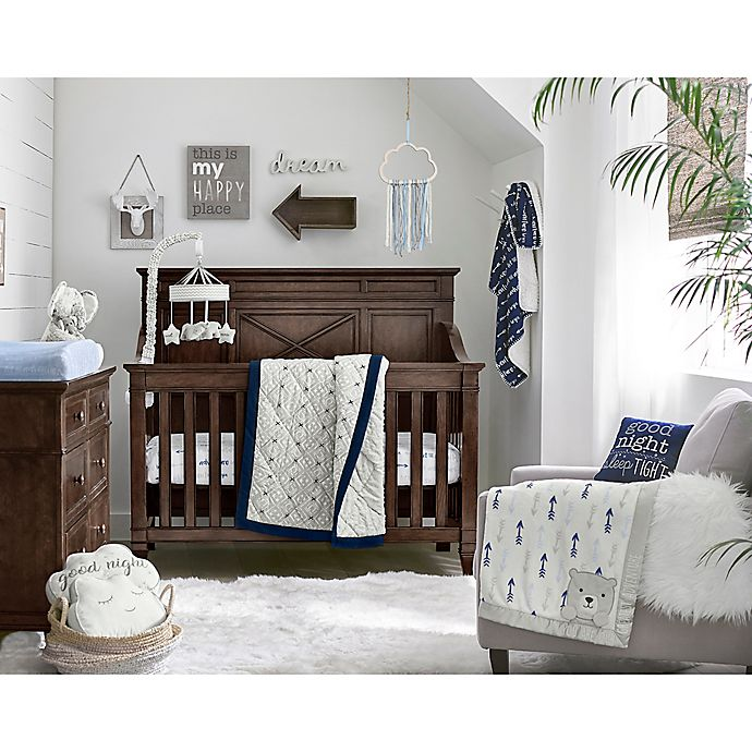 Alternate image 1 for Wendy Bellissimo™ Mix & Match Crib Bedding Collection