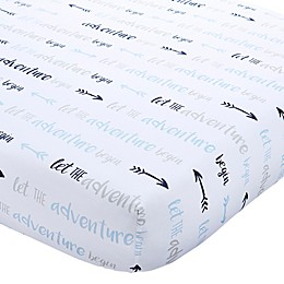 Wendy Bellissimo™ Mix & Match Adventure Fitted Crib Sheet