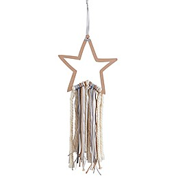 Wendy Bellissimo™ Mix & Match Wood Star Ribbon Wall Art