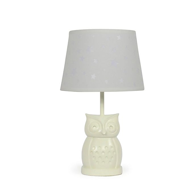 Alternate image 1 for The Peanutshell™ Owl Starlight Lamp