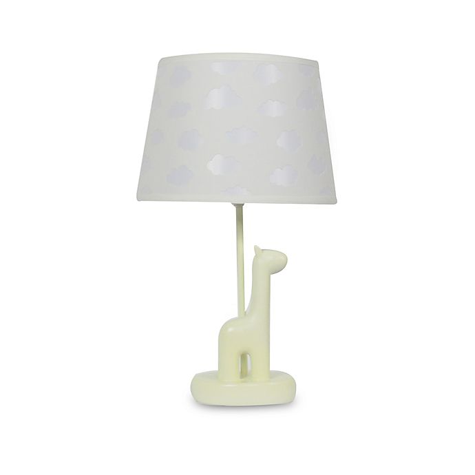 Alternate image 1 for The Peanutshell™ Giraffe Cloud Cutout Lamp