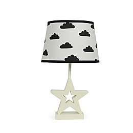 The Peanutshell™ Star Black Cloud Lamp