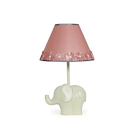 The PeanutShell™ Elephant Petal Lamp