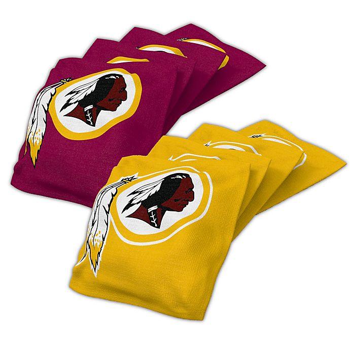Terrific Nfl Washington Redskins 16 Oz Regulation Cornhole Bean Bags Uwap Interior Chair Design Uwaporg