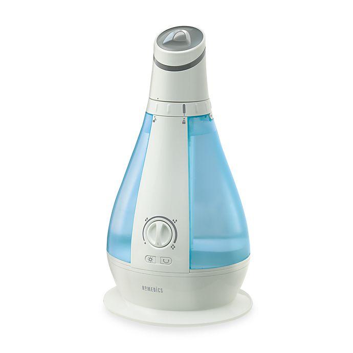 Alternate image 1 for HoMedics® Ultrasonic Humidifier