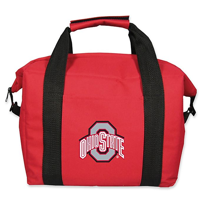 Alternate image 1 for Ohio State University Buckeyes 12-Can Cooler Bag