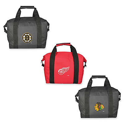 NHL 12-Can Cooler Bag Collection