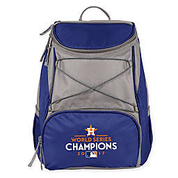 MLB Houston Astros 2017 World Series Champions Cooler Backpack