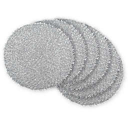 Design Imports Tinsel Placemats (Set of 6)