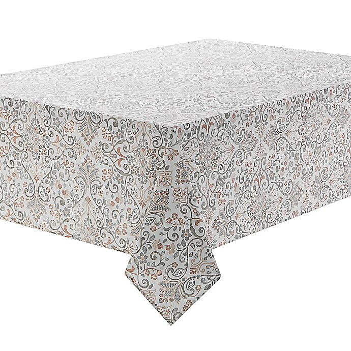 Alternate image 1 for Lizzie 52-Inch x 72-Inch Oblong Tablecloth in Blush