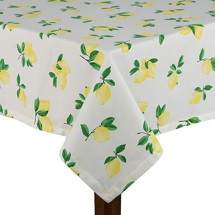 Alternate image 1 for kate spade new york Make Lemonade Table Linen Collection