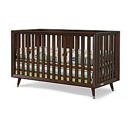 Child Craft™ Notting Hill 4-in-1 Convertible Euro Crib in Chocolate