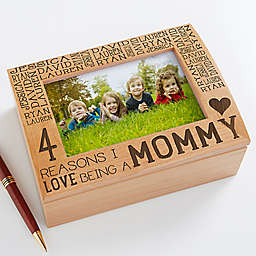 Reasons Why Photo Keepsake Box