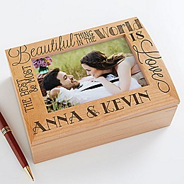 Love Quotes Photo Box