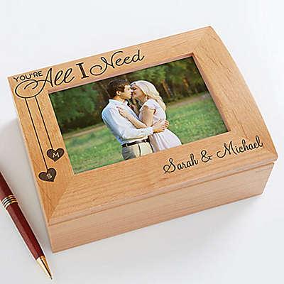 You're All I Need Photo Box