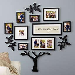 WallVerbs™ 13-Piece Grandparents Tree Set in Black