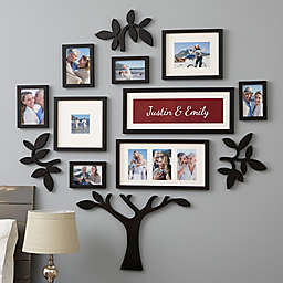 WallVerbs™ 13-Piece Couples Personalized Tree Set