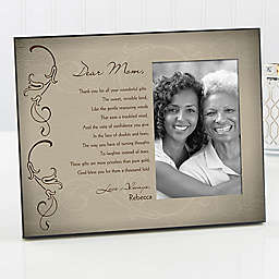 Dear Mom Picture Frame