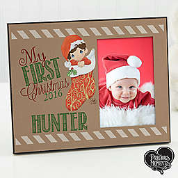 Precious Moments® Stocking Christmas Picture Frame