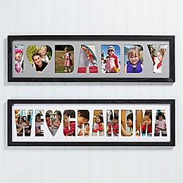 Loving Them Collage Photo Frame