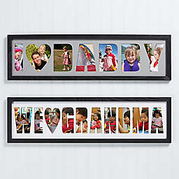 Loving Them Collage Photo Frame