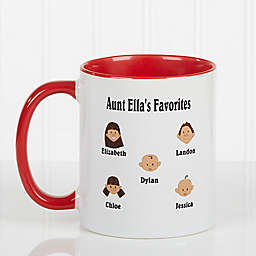 Character Collection Grandparent Coffee Mug