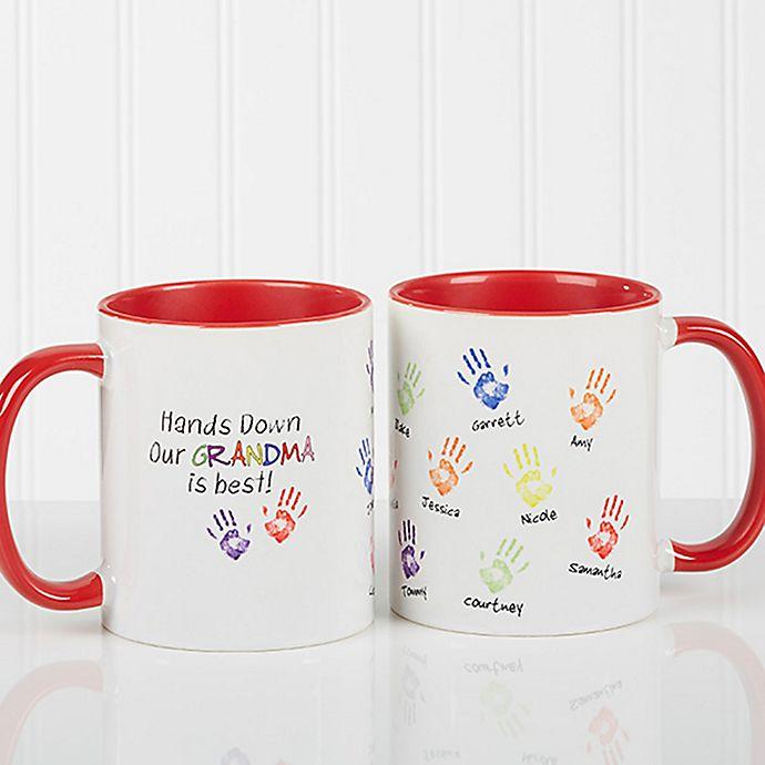 Alternate image 1 for Hands Down Coffee Mug