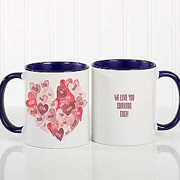 Our Hearts Combined Coffee Mug