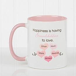 What Is Happiness Coffee Mug