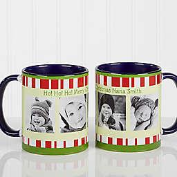 Christmas Photo Message Coffee Mug