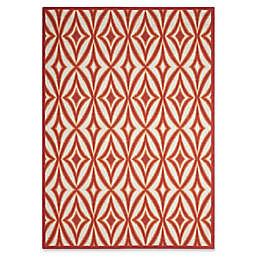 Nourison Sun and Shade Indoor/Outdoor Power-Loomed Rug