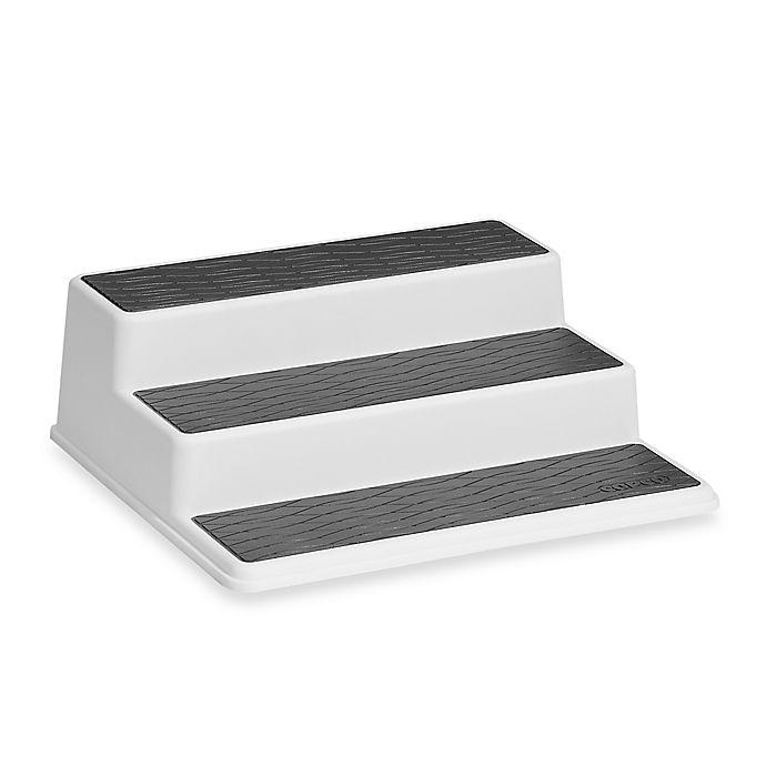 Alternate image 1 for Copco Non-Skid Shelf Organizer