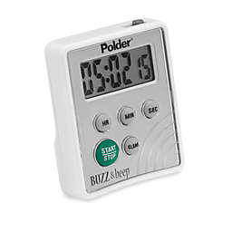 Polder® Buzz and Beep Digital Timer