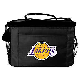 NBA Los Angeles Lakers 6-Can Cooler Bag