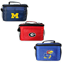 Collegiate 6-Can Cooler Bag Collection