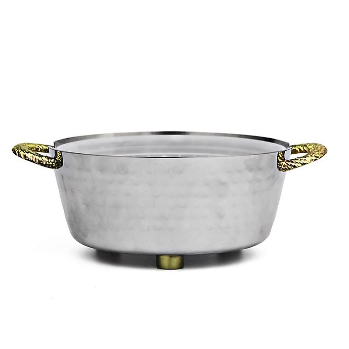 Alternate image 1 for Classic Touch Tervy Dip Bowl