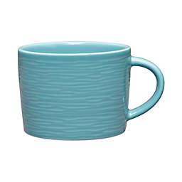 Noritake® Turquoise on Turquoise Swirl Cup
