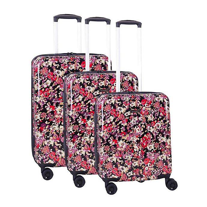 Alternate image 1 for Isaac Mizrahi Harley Luggage Collection
